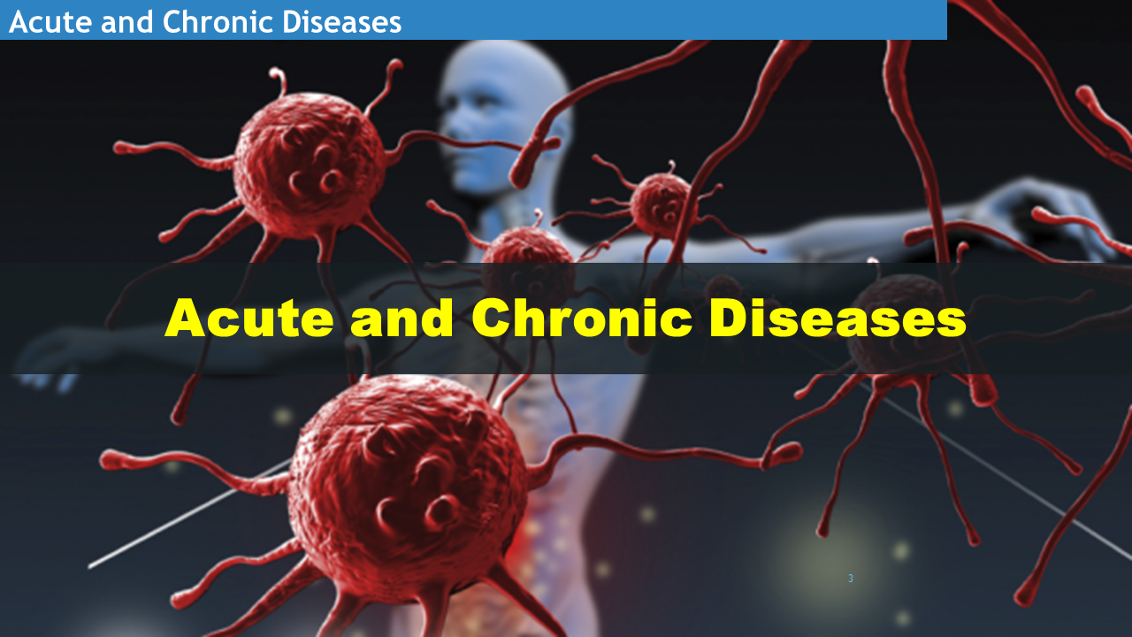 chronic and infectious disease paper